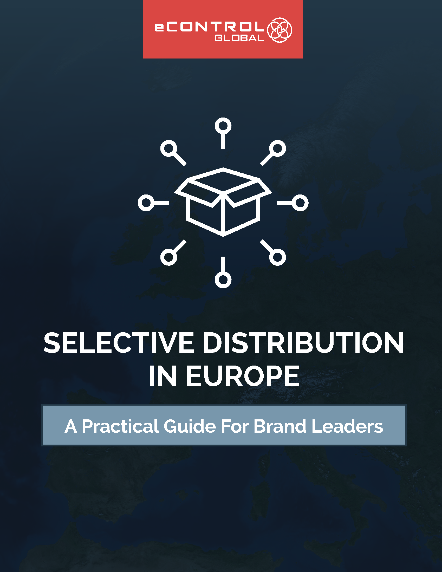 Selective Distribution in Europe Cover